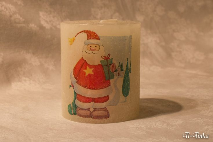Świąteczne świece