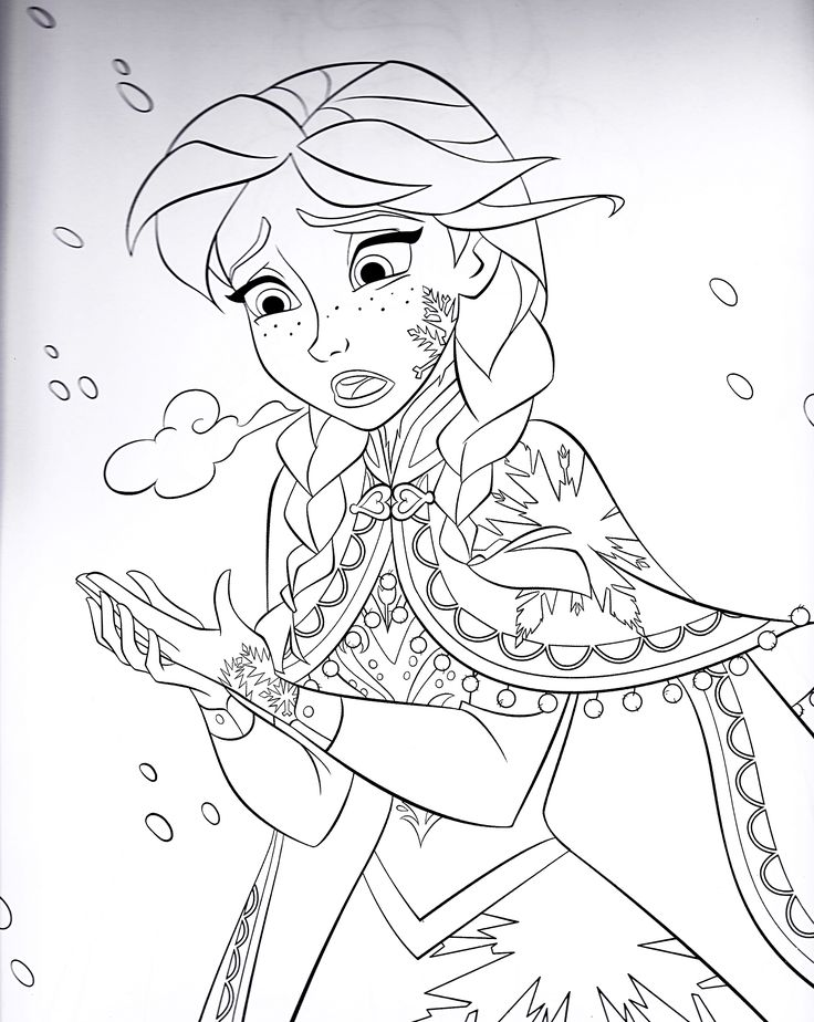 Princess anna of arendelle (pronounced ah-na) is the protagonist of disney's 2013 animated feature film, frozen. Description from downloadtemplates.us. I searched for this on bing.com/images