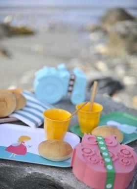 Ideal para picnics o merienda #decoracióninfantil #EstiloNordico #Blafre