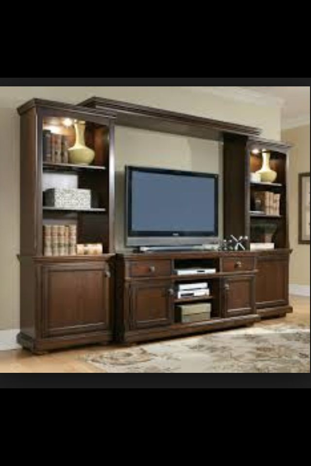 23 best Entertainment wall unit images on Pinterest For the home