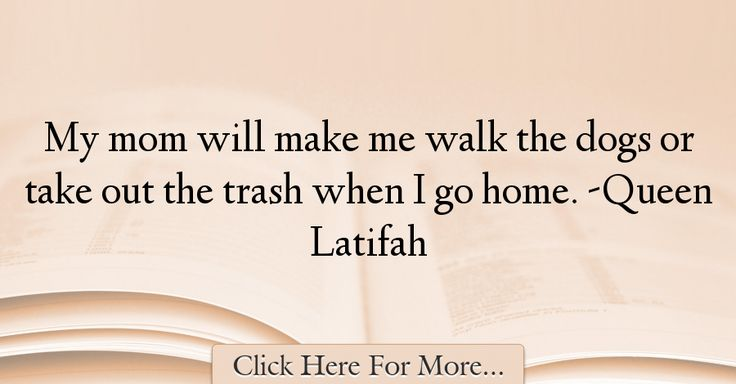 Queen Latifah Quotes About Mom - 46752