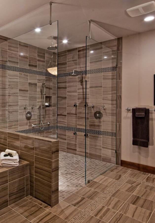 30 Best Walk In Showers Ideas Bathroom Interior Design Small Bathroom Remodel Small Bathroom