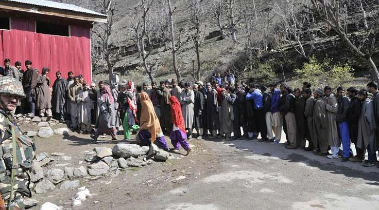 Asian Defence News Channel: Srinagar poll violence: At least 8 killed, voter t...