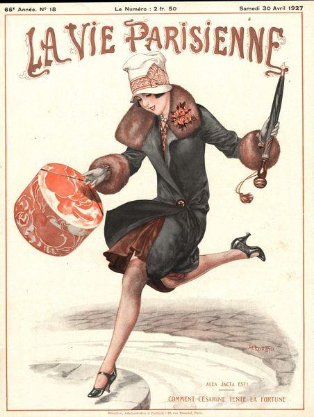 La Vie Parisienne, 1927