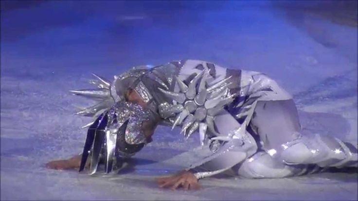 Evgeni Plushenko and Johnny Weir - Snow King (Verdi/Dies Irae)