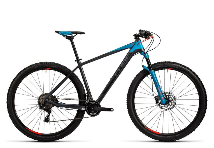 Cube Reaction GTC 2x iridium´n´blue kaufen | Bike-Discount