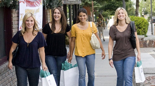 Enjoy a girls' trip with a weekend full of activities at a mountain resort, relax with massages and then go shopping in the quaint Big Bear Village!