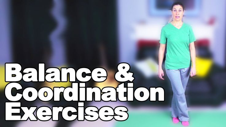Balance and coordination problems can be cause by injuries, inner ear issues like vertigo, general weakness and more. These exercises should help. Read Doctor Jo's blog post about this video at http://www.askdoctorjo.com/content/balance-coordination
