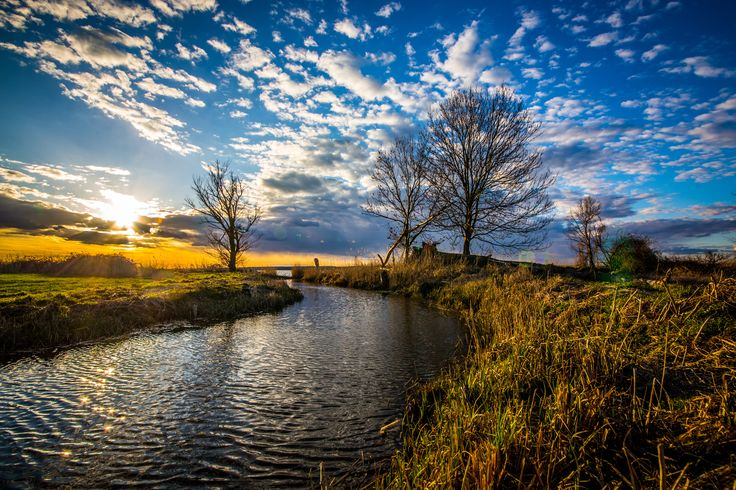 Clouds and Water by Andreas Dumke on 500px