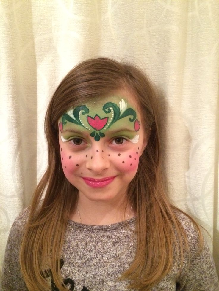140 best facepaint minnie mouse images on pinterest face for Latest face painting designs