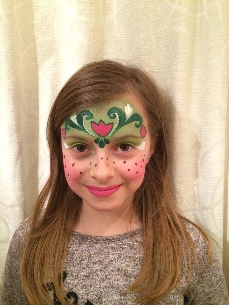 17 Best images about Frozen face paint on Pinterest ...