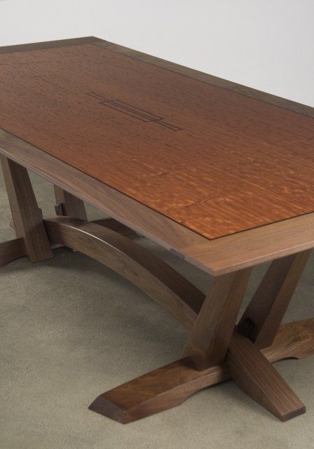Hand Made Wise Dining Table by Eben Blaney Fine Furniture | CustomMade.com