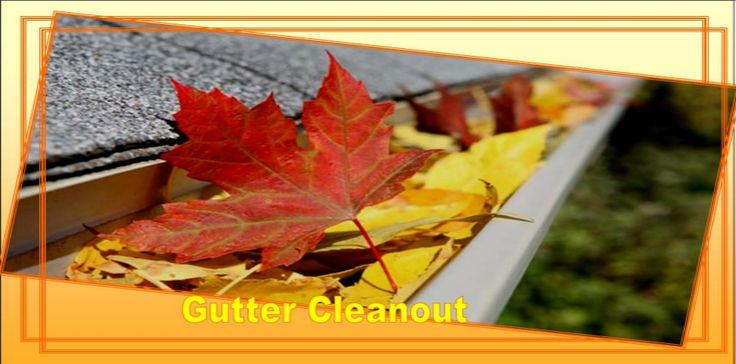 Gutter Cleanout in Harrisburg and Central PA. | FullBlast Pressure Washing