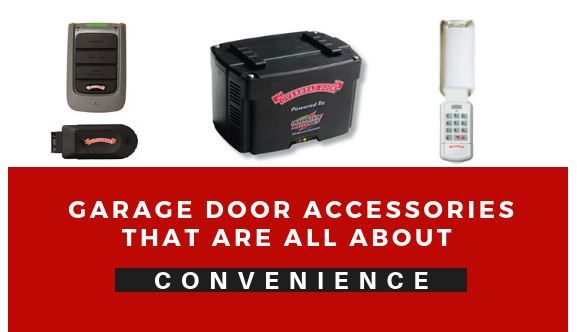 The Battery Back Up Provides Reliable Garage Door Operation When