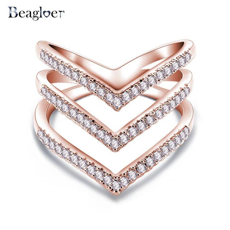 Женское кольцо. Золотое Покрытие  CZ Алмаз  Цена: 376,07 руб. / шт.  Цена со скидкой: 165,21 руб. / шт.   http://ali.pub/qs7dc