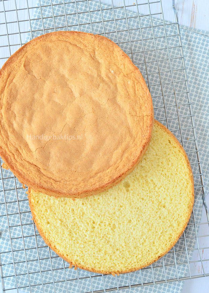 Het verschil tussen cake en biscuit