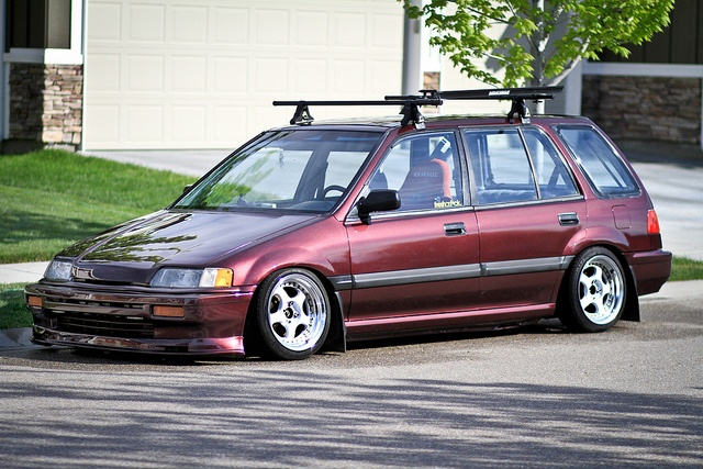 Image detail for -Slammed Civic Wagon. RT4WD - Page 5