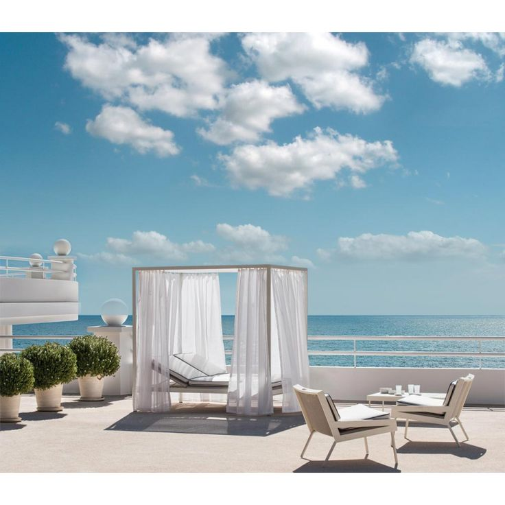 Ethimo Allaperto Doppelliege Daybed