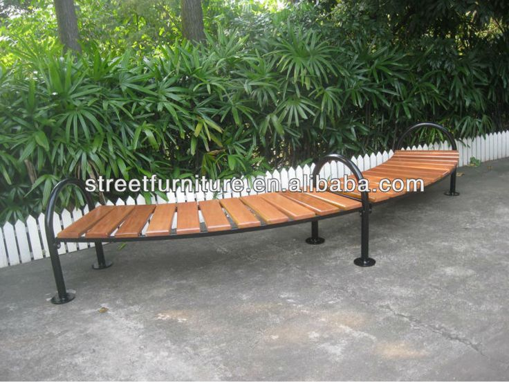 The 25 Best Curved Outdoor Benches Ideas On Pinterest Garden Features Stone Garden Bench And