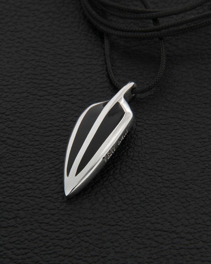 Very Gavello Feather κολιέ VPFE-L-W1