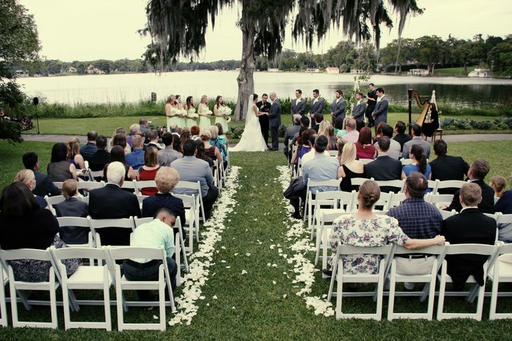 34 Best Ideas About Outdoor Wedding Ceremonies On