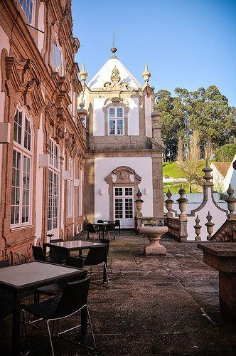 Pousada do Porto, Palácio do Freixo in Gondomar (Porto, Portugal) | Flickr - Photo Sharing!
