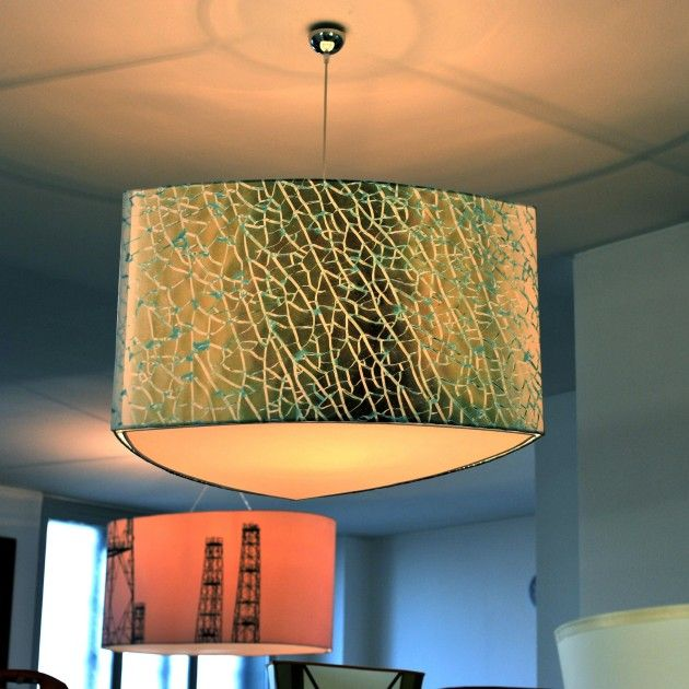 Craque Vetro, one of the new lamps I designed for Paralumi Clood in Milan.
