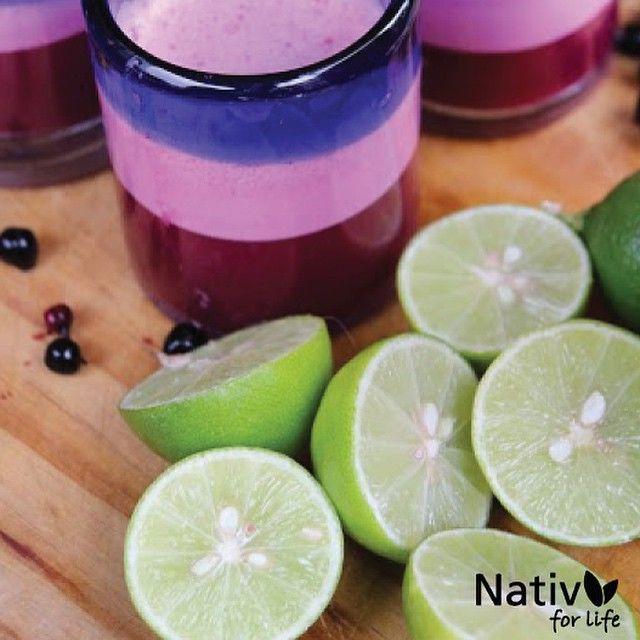 Deliciosos jugos #nativforlife #nutrición #nutricionista #salud #deporte #fruta #vidasana #natural #berries