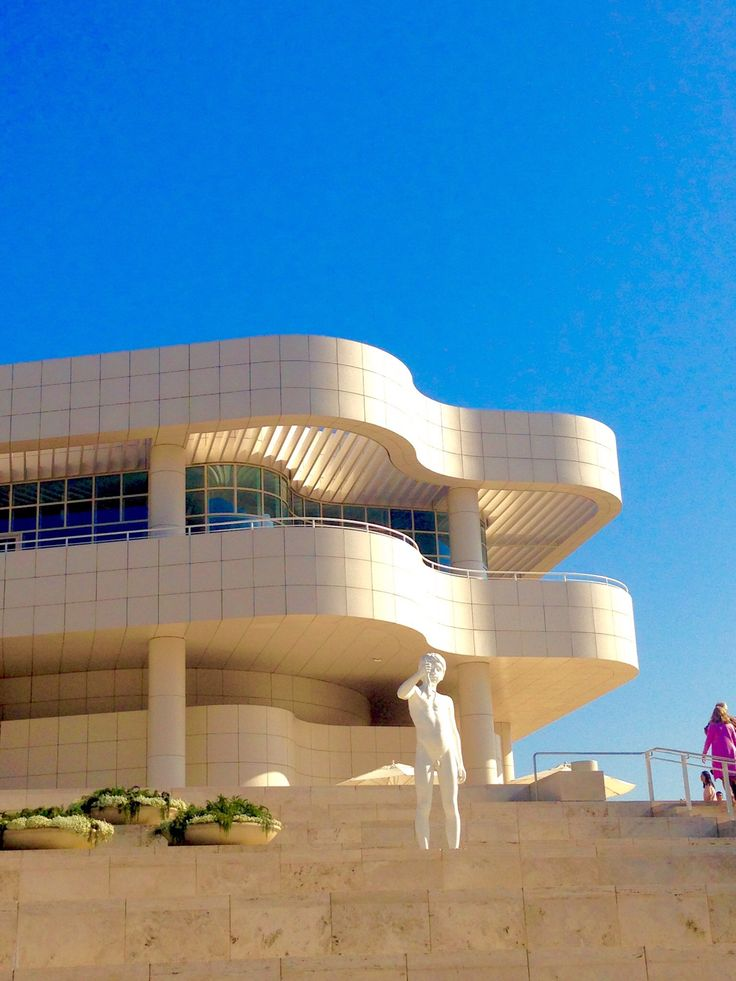 The Getty Center, Los Angeles, Oct 2017