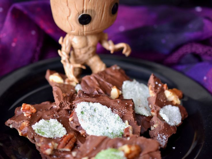 174 best marvel recipes images on pinterest marvel bake sale two kinds of chocolate loads of nuts and delicious candy forumfinder Gallery