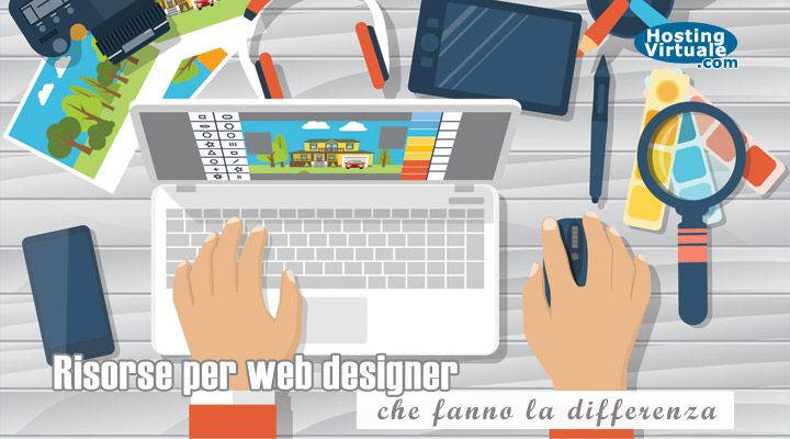 4 risorse per web designer che possono fare la differenza e dare una marcia in più alla tua produttività. Sei pronto a dare un'occhiata a queste utility?