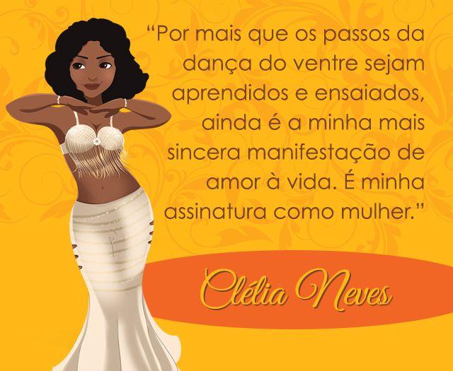 A mais sincera manifestação de amor à vida! <3 Baixe Ebook grátis com Frases + Mascotes de Dança do Ventre!
