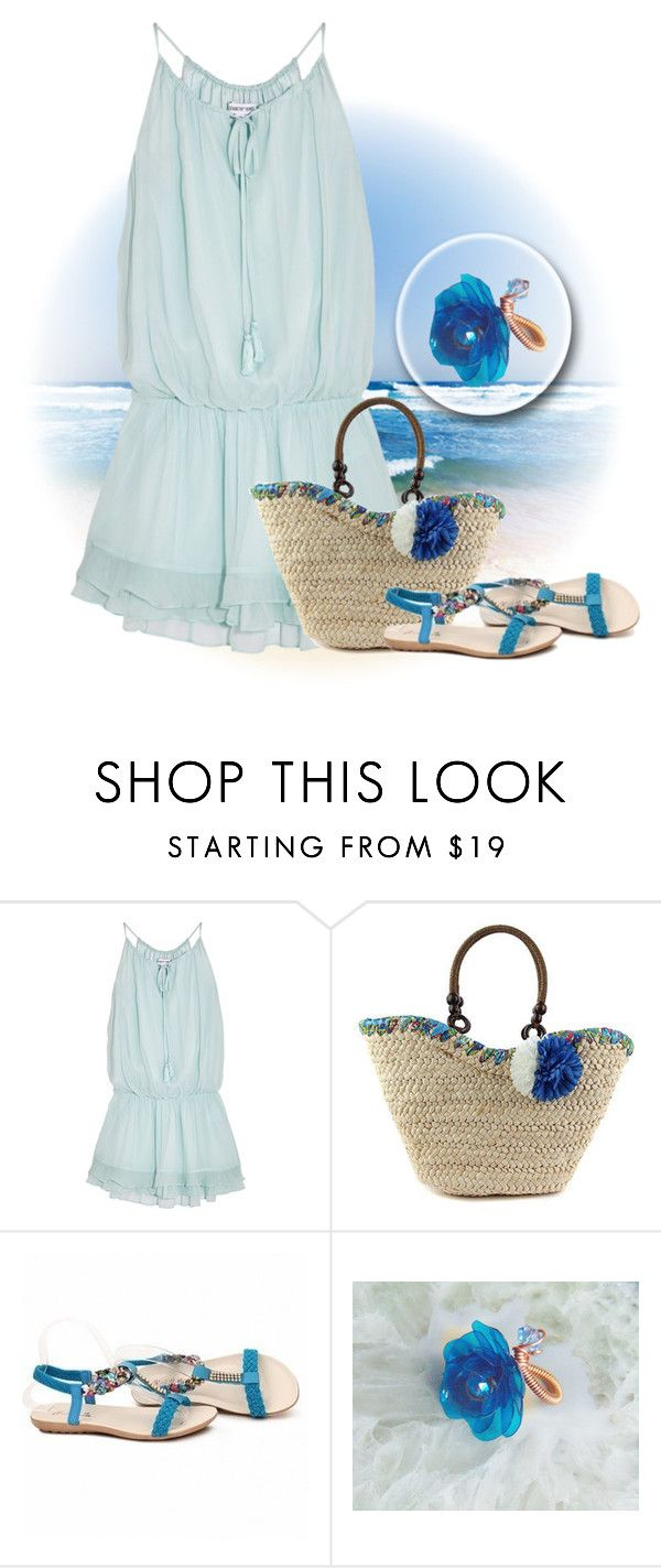 """""""Summer"""" by styledonna on Polyvore featuring moda i Elizabeth and James"""