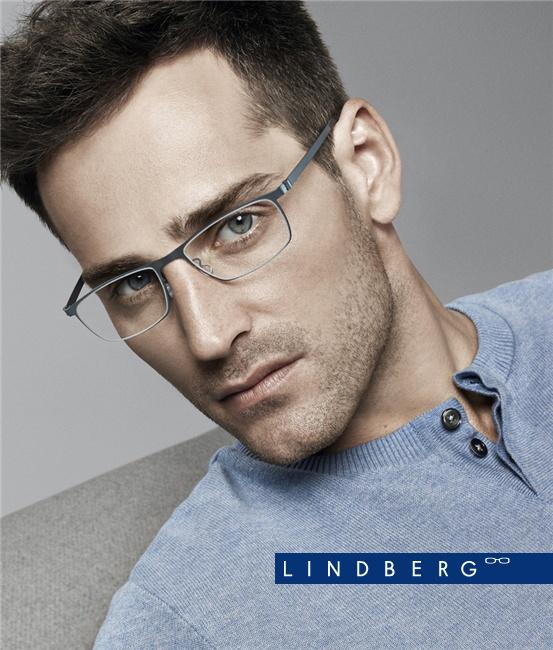 Best Eyeglass Frame For Man : LINDBERG Strip Titanium 9505 c. 107 #GLASSES Pinterest ...
