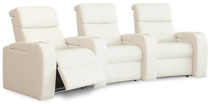 Flicks Home Theater Sectional by Palliser at Darvin Furniture