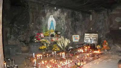 Wisata Religi Kristen Katholik Jogjakarta Yogyakarta & Jawa Tengah: Gua Maria Mojosongo - Solo