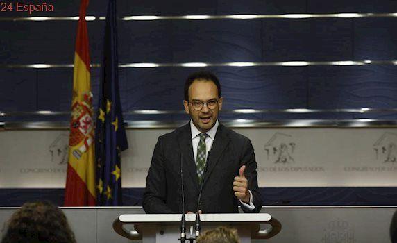 El PSOE no descarta ir al Constitucional por el veto a debatir 4.000 enmiendas a los Presupuestos