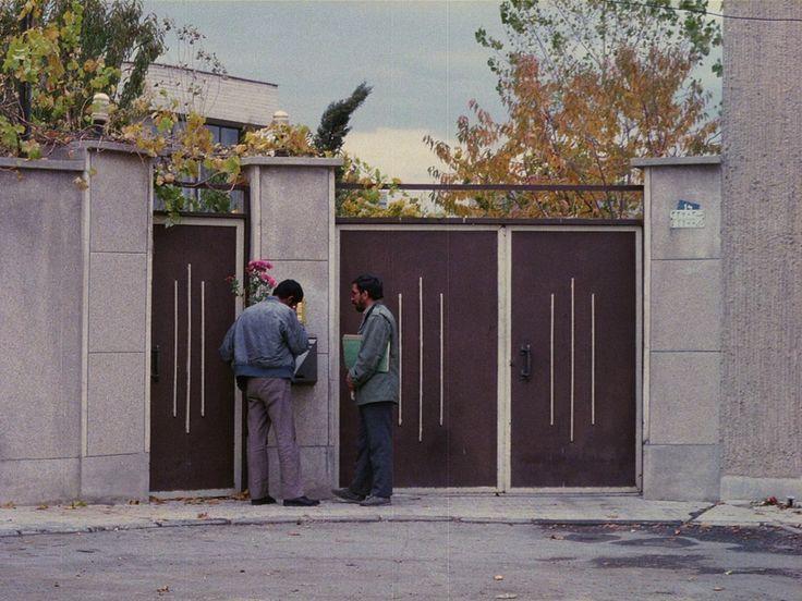 "Close Up - ""Brilliant!!!"" New York Times. Dir.: Abbas Kiarostami"