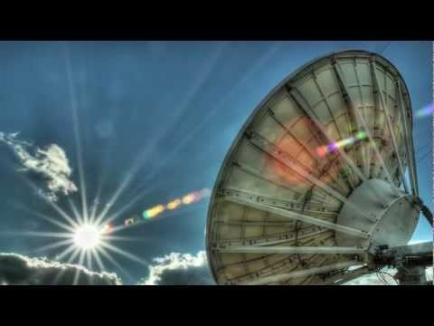 Satellite Dish HDR Time Lapse