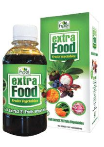 Suplemen Makanan Sehat Extra Food Hpai