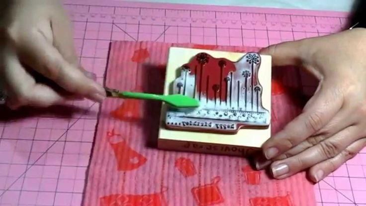 Limpiador casero para sellos