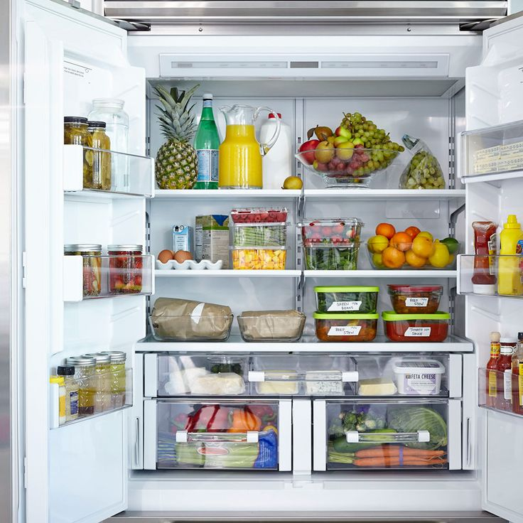 14 Genius Hacks For A Perfectly Organized Refrigerator: Best 25+ Best Fridge Freezer Ideas On Pinterest