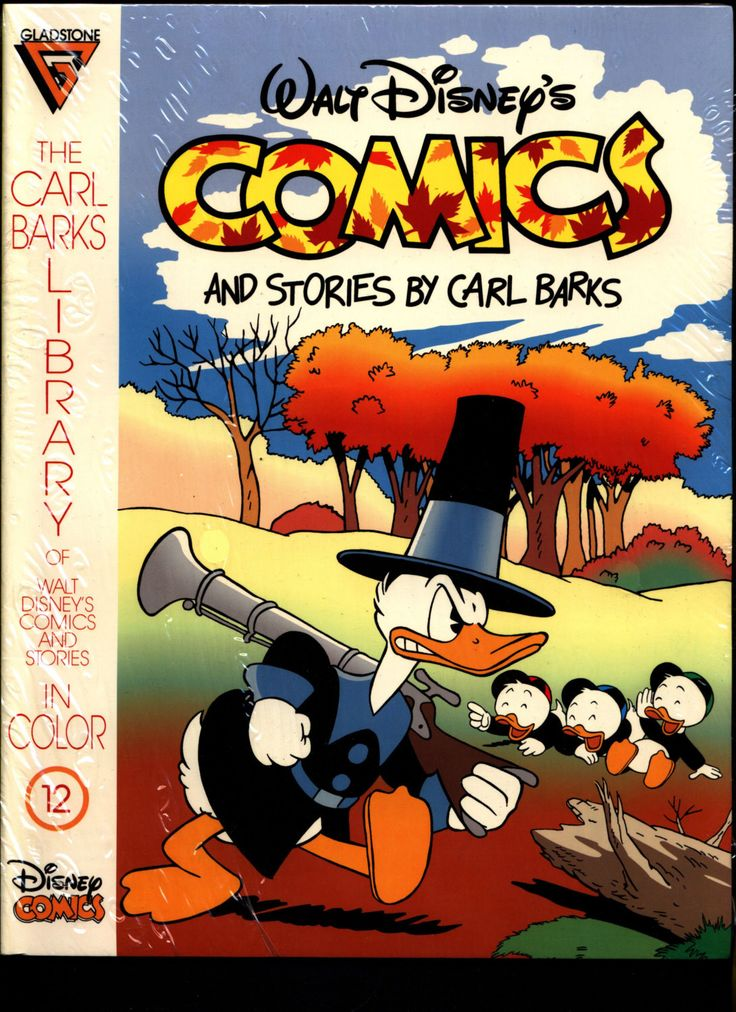 SEALED Walt Disney's Donald Duck Comics CARL BARKS Library of Walt Disney's Comics and Stories in Color #12 N M With Card