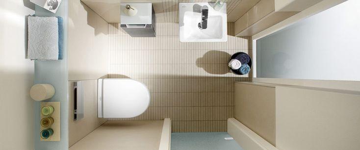 25 beste idee n over gastentoilet op pinterest wc decoratie moderne badkamers en kleine - Wc decoratie ideeen ...