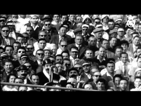 4º Copa de Europa Real Madrid 2-0 Stade Reims (1959)