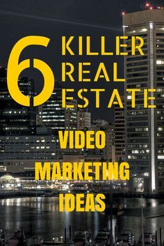 Video Marketing Ideas For Real Estate Agents