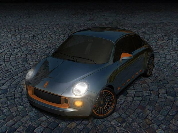 Syrena Ligea – nowy polski samochód