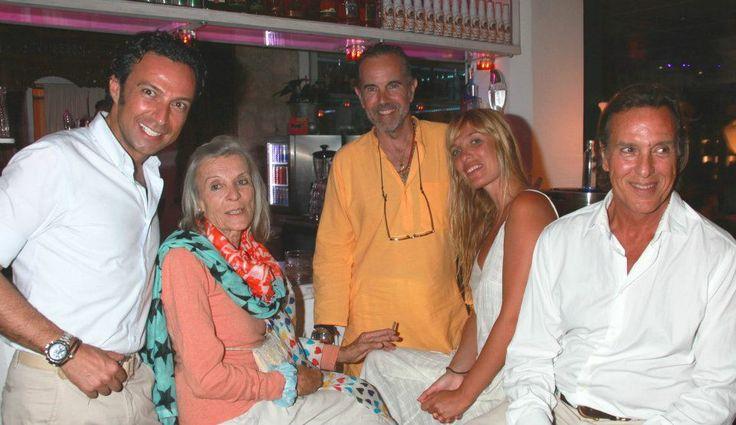 Ibiza event with Carlos Mundy & izaro Eguia