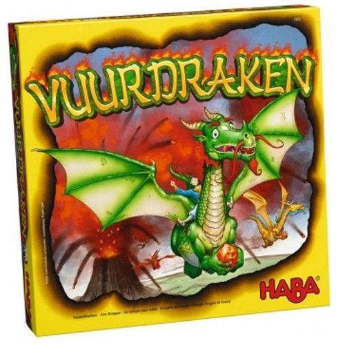 haba bordspel vuurdraken | ilovespeelgoed.nl