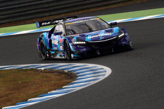 【SUPER GT】 ホンダ:スーパーGT 最終戦もてぎ 決勝レポート  [F1 / Formula 1]